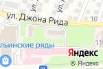 Схема проезда до компании Управление по материально-техническому обслуживанию медицинских организаций, ГБУ в Астрахани