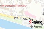 Схема проезда до компании RusBurgers в Астрахани