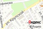 Схема проезда до компании Магнолия в Астрахани