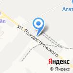 Ольвия на карте Астрахани