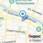 ЭкоПринт на карте Астрахани