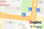 Схема проезда до компании Каспийский Капитал в Астрахани