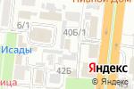 Схема проезда до компании Комплекс в Астрахани