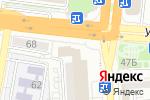 Схема проезда до компании БлокПОСТ в Астрахани