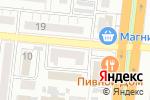 Схема проезда до компании Копия Сервис в Астрахани