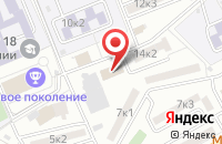 Схема проезда до компании Дискобол в Астрахани