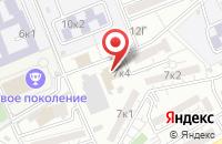 Схема проезда до компании ПремаИнвест в Астрахани