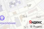 Схема проезда до компании Пир горой в Астрахани
