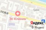 Схема проезда до компании Южный Легион в Астрахани