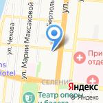 Контакт Центр на карте Астрахани