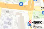 Схема проезда до компании Лавка сладостей в Астрахани