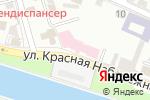 Схема проезда до компании Центр охраны здоровья семьи и репродукции в Астрахани