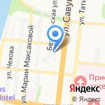 Нотариус Ломакина В.Д. на карте Астрахани