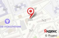 Схема проезда до компании ВикоКлима в Астрахани