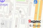 Схема проезда до компании Полиглотик в Астрахани