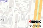 Схема проезда до компании Ву Мэн в Астрахани