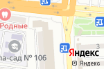Схема проезда до компании Моторика в Астрахани