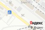 Схема проезда до компании Строймаркет в Астрахани