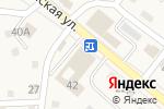 Схема проезда до компании iКассир в Осыпном Бугре