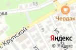 Схема проезда до компании Гастроном в Астрахани