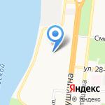 Прогресс на карте Астрахани