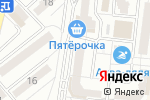 Схема проезда до компании Тайгер в Астрахани