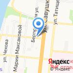 Будь здоров на карте Астрахани
