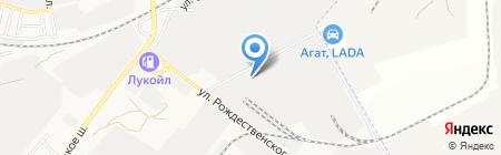 Метатрон на карте Астрахани