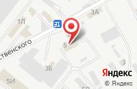 Схема проезда до компании Экспорттранссервис в Астрахани