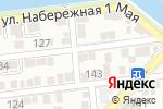 Схема проезда до компании Гарантия-Астрахань в Астрахани