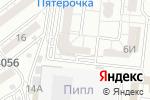 Схема проезда до компании СФ Владимир в Астрахани