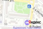 Схема проезда до компании Научно-исследовательский центр экспертиз по ЮФО, АНО в Астрахани