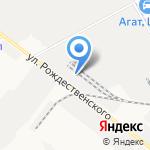 Монарх-Астрахань на карте Астрахани