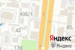 Схема проезда до компании Центр временного содержания несовершеннолетних правонарушителей в Астрахани