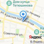 Приоритет на карте Астрахани