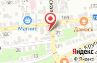 Схема проезда до компании Торгово-производственная фирма в Астрахани