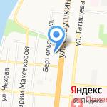 РУСМИКРОФИНАНС-Инвестиции на карте Астрахани