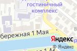 Схема проезда до компании Региональный юридический центр в Астрахани