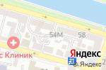 Схема проезда до компании Астраханская Консалтинговая Компания в Астрахани