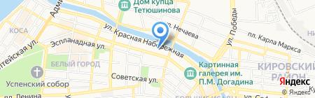 Агросемцентр-Дельта на карте Астрахани
