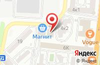 Схема проезда до компании Шельф Марин в Астрахани