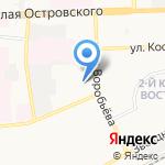 Кофе Брейк на карте Астрахани