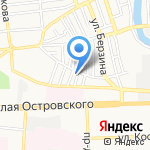 Агентство по организации праздников на карте Астрахани