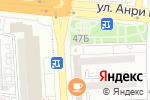 Схема проезда до компании Эвелина в Астрахани