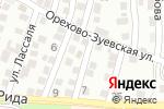 Схема проезда до компании Агентство по организации праздников в Астрахани