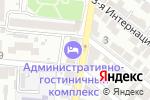 Схема проезда до компании Административно-гостиничный комплекс Правительства Астраханской области в Астрахани