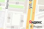 Схема проезда до компании У Саши в Астрахани