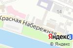 Схема проезда до компании Puzzle Design в Астрахани