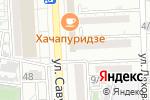 Схема проезда до компании Gsm Service Астрахань в Астрахани