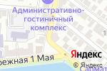 Схема проезда до компании Нариман Алявдин в Астрахани
